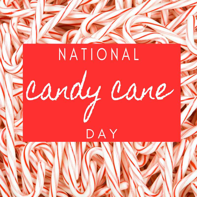 National Candy Cane Day Wishes