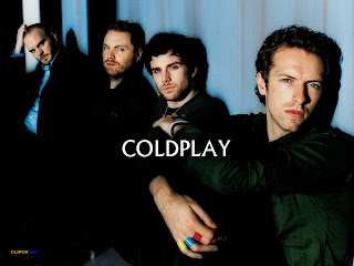 Foto do Coldplay
