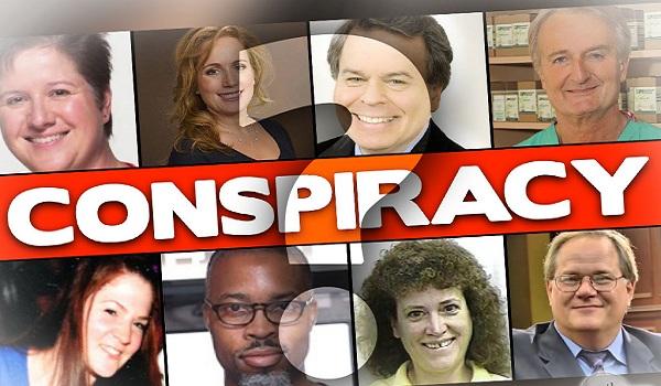 Αποκάλυψη  δολοφονήθηκαν οι γιατροί ολιστικής ιατρικής στην Φλόριδα των ΗΠΑ!που ανακάλυψαν την απάτη τους!!