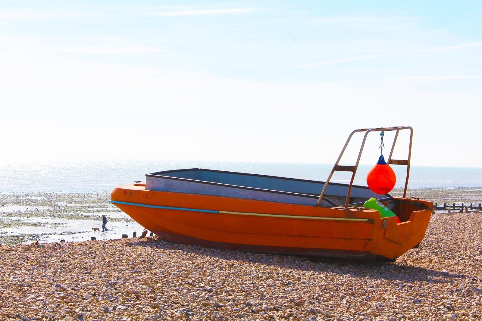 orange boat worthing goring gap