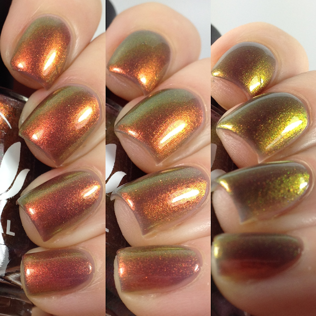 Ethereal Lacquer-Up In Smoke