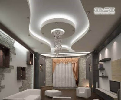 Latest POP design for false ceiling for living room hall POP roof design 2019
