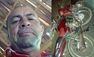 Popular de Nova Palmeira morre em acidente entre motos em Pedra Lavrada