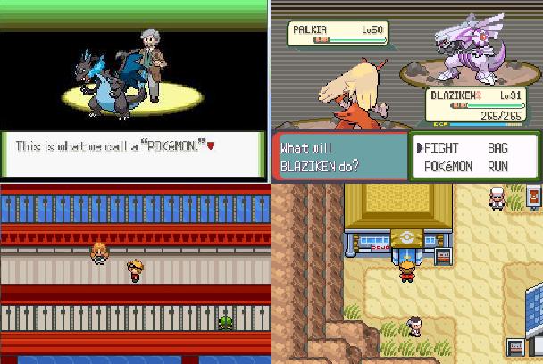 Pokemon Glazed GBA ROM Download