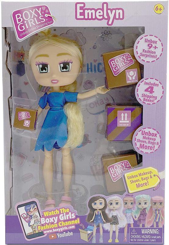 Boxy Girls Emelyn куклы из серии 3