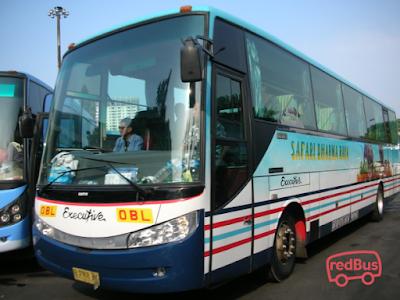 Rute Yogyakarta (Jogja) Jakarta Redbus