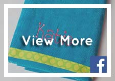 View Monogramming on Facebook