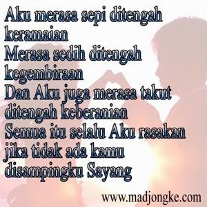Kata Kata Cinta Romantis Kekasih Yang Menyentuh Hati Madjongke