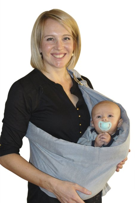 Not Just Another Southern Gal Baby Womb World Sling