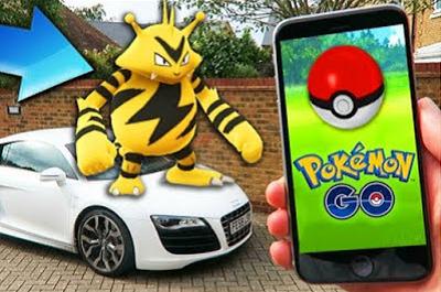 Cara Menangkap Pokemon Paling Mudah