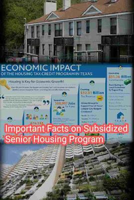 Important Facts on Subsidized Senior Housing Program, Senior Housing Program