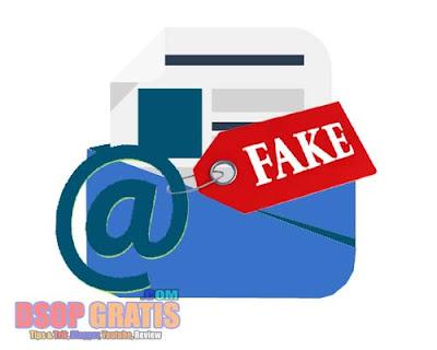 Hanya Hitungan Detik ! Berikut 7 Cara Tercepat Membuat Email Palsu Dengan Mudah