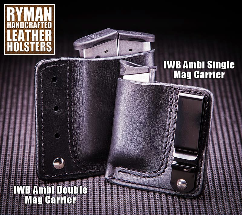 Ryman Holsters Magazine Carriers