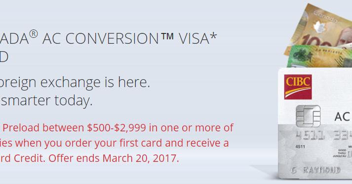 cibc prepaid credit card