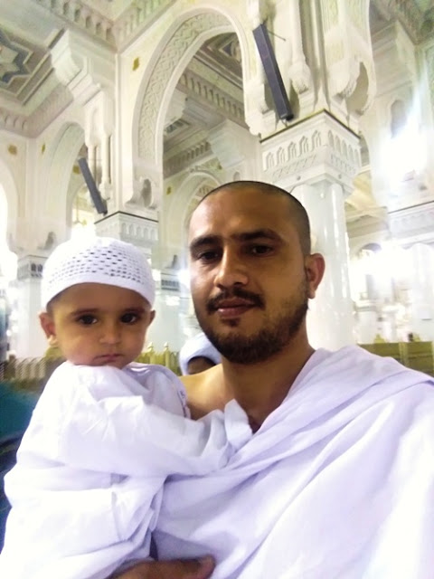 Hajj or Umrah with Baby or Children