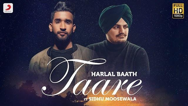 Painde Ne Waapas Karne Karze Ni Pyaaran De Lyrics | TAARE Lyrics |  Sidhu Moose Wala, Harlal Batth |