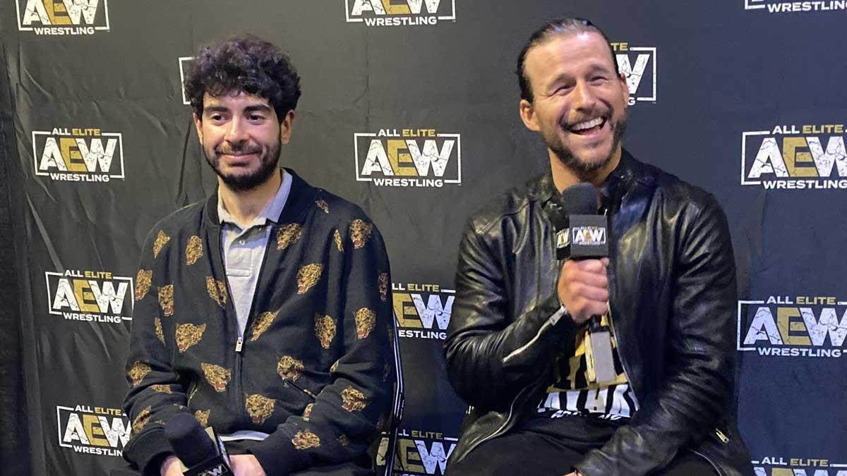 Adam Cole quer que Jungle Boy seja seu primeiro oponente na AEW