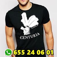 camiseta centuria macarena, camiseta personalizada, camiseta cofrade