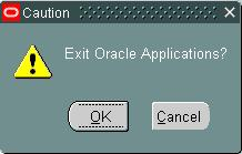 User manual Oracle Budget