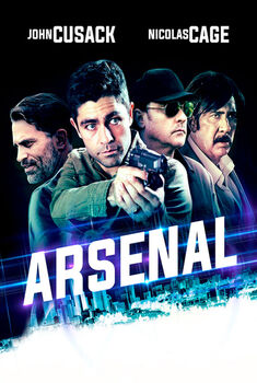 Arsenal Torrent - BluRay 720p/1080p Dual Áudio