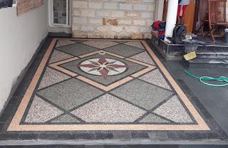 Jasa Tukang Batu Sikat Kediri Untuk Lantai Carport