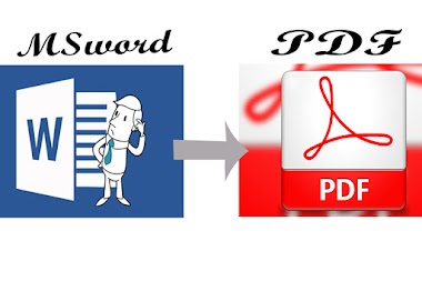 Cara Menggabungkan 2 atau lebih File MSword menjadi 1 File PDF