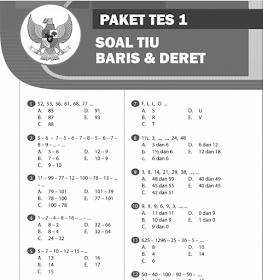 Materi Dan Soal Cpns 2019 Pdf Jawabanku Id
