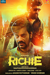Richie 2017 Dual Audio Hindi 720p HEVC HDRip ESubs 500MB