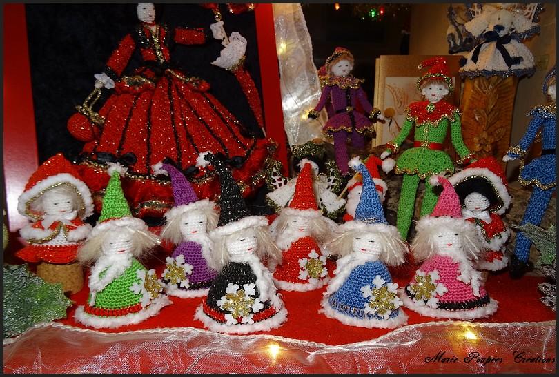 Figurines pour Noël