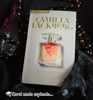 "Camilla Läckberg ""Złota klatka"""