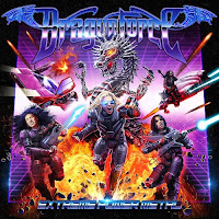 "Το βίντεο των DragonForce για το ""Razorblade Meltdown"" από το album ""Extreme Power Metal"""
