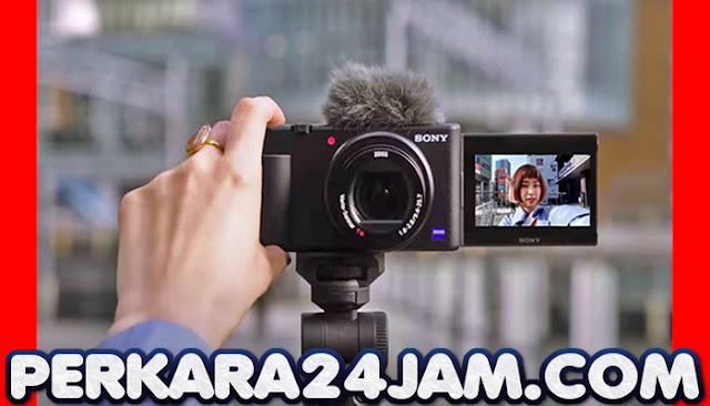 Sony Indonesia Siapkan Kamera Digital ZV-1