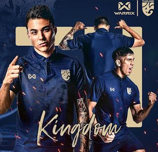 Thailand jersey 2020-2021