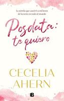 Posdata: te quiero 1, Cecelia Ahern