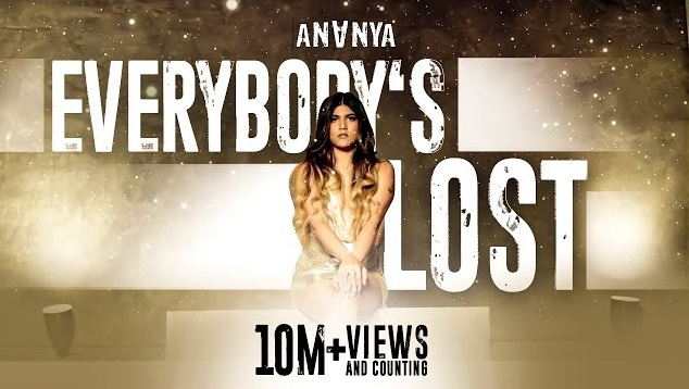 Everybody's Lost Lyrics - Ananya