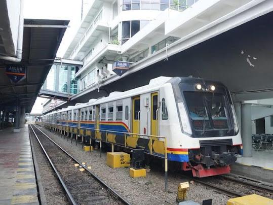 KAI sudah batalkan keberangkatan 369 penumpang di masa PPKM Kota Medan