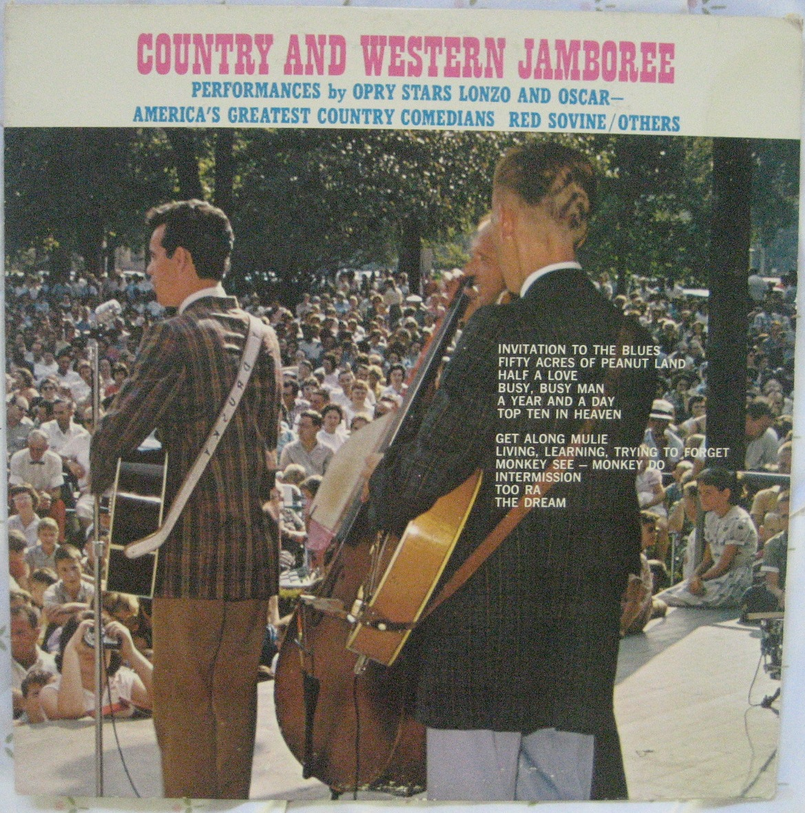 Some Local Loser: Country And Western Jamboree