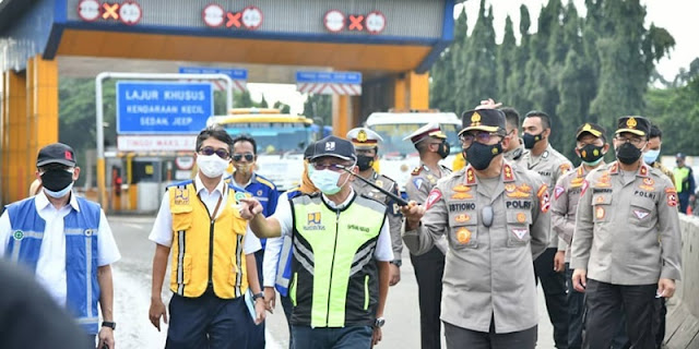 Termasuk Jalur Tikus, Polri Libatkan 166.000 Personel Jaga Larangan Mudik