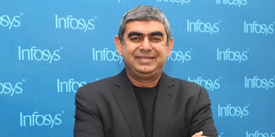 Vishal Sikka quits as Infosys CEO, MD