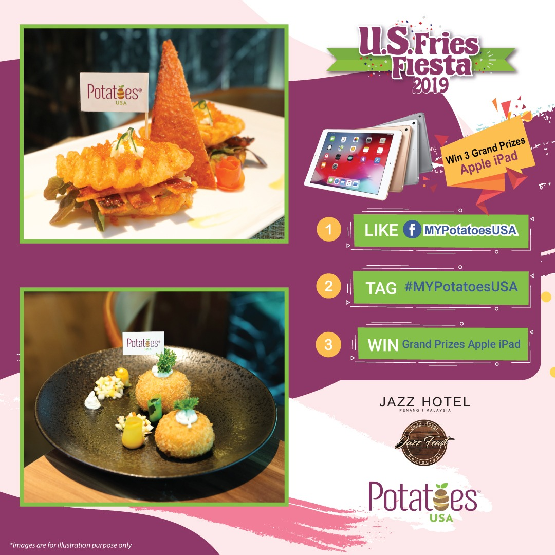 US FRIES FIESTA 2019 - Jazz Hotel