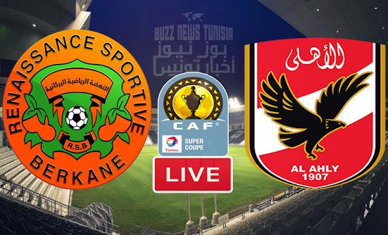 RSB Berkane vs Al Ahly