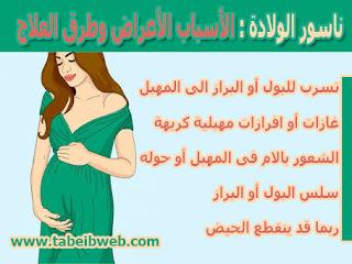 ناسور الولادة : الأسباب الأعراض وطرق العلاج Obstetric fistula causes symptoms treatment