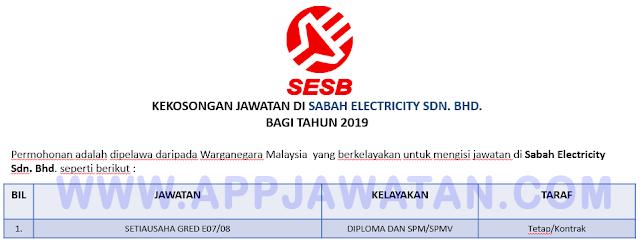 Sabah Electricity Sdn. Bhd.