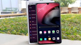 Samsung Galaxy Theme A16 MIUI Android Q ( 10 )