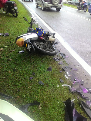 accident motor