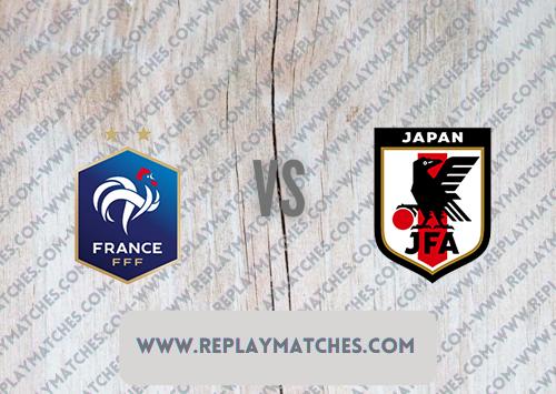 France U23 vs Japan U23 -Highlights 28 July 2021
