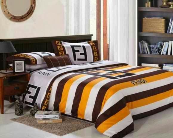 Light In Net Designer Bed Cover Set