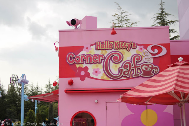 Hello Kitty's Corner Cafe