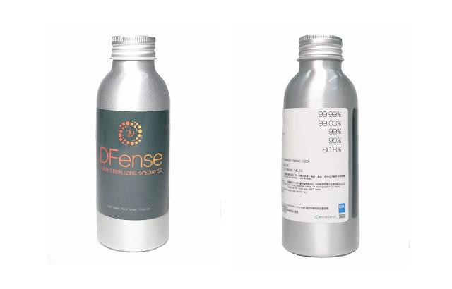 【 台灣製造】DFense NST 新型納米抗菌抗病毒複合鍍膜 有效對抗包括 SARS COV 沙士病毒