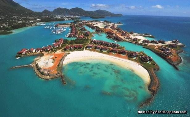 Pulau Eden, Seychelles